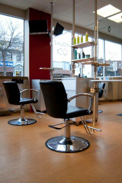 Salon CU interior image